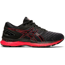 asics Gel-Nimbus 22 Shoes Men black/classic red